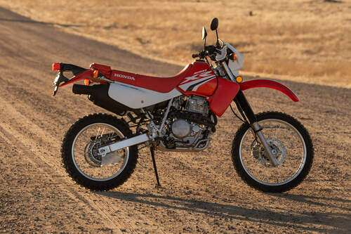 XR650L top speed and specs