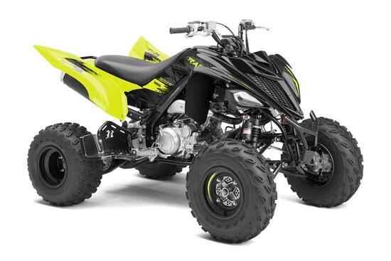 Yamaha four wheeler
