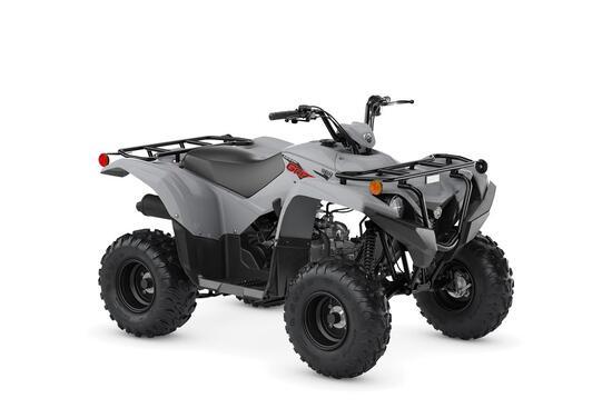Yamaha Grizzly 90