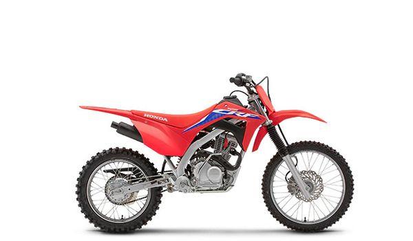 Honda CRF125F top speed