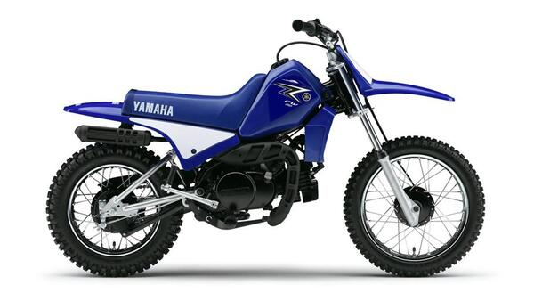 Yamaha PW80 top speed